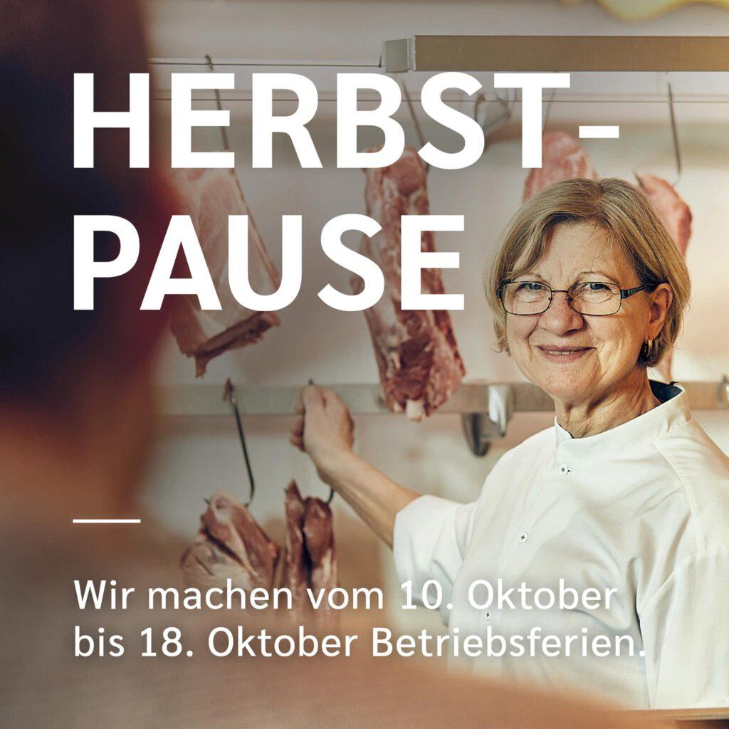 Herbstpause2021 • Eckert • Metzgerei | Catering